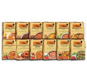 Ready to eat gourmet cuisine masala mixes chutneys conserves from