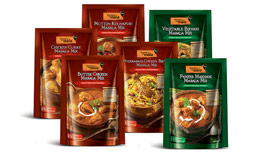 image of Kitchens of India Masala Mixes