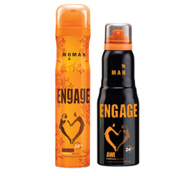 image of Engage Abandon & Awe
