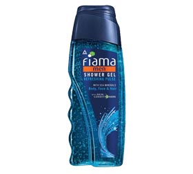 image of Fiama Men Refreshing Pulse Shower Gel