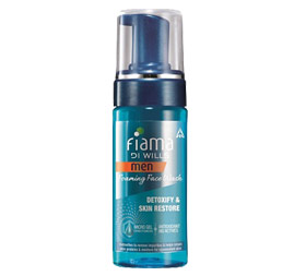 image of Fiama Men Detoxify and Skin Restore Foaming Facewash