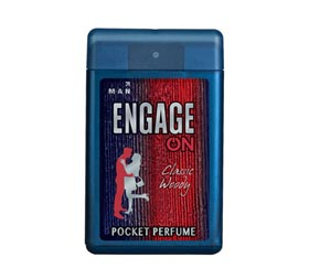 image of Engage Classic Woody Pocket Perfume