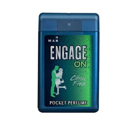 image of Engage Citrus Fresh Pocket Perfume