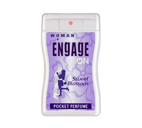 image of Engage Sweet Blossom Pocket Perfume