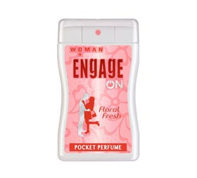 image of Engage Floral Fresh Pocket Perfume