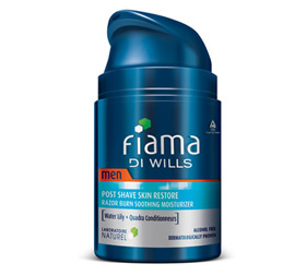 image of Fiama Men Post Shave Skin Restore Razor Burn Soothing Moisturizer