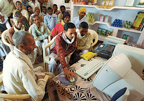 essay on rural transformation in india
